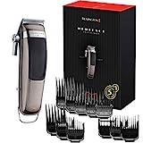 Remington Haarschneidemaschine Retro-Design (hochwertige Edelstahlklingen, 6-fache Schneidleistung,...