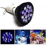 WYRX 54W LED Aquarium Licht Nano, Algen Lampe gepflanzt Aquarium Lichter, Aquarium Glühbirne mit...