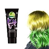 ExH Temporäre Haarfärbemittel, bunte professionelle thermochrome Farbe, die Haarfärbemittel...