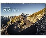 Yohmoe® Rennrad Kalender 2021 by Markus Greber im großen Panorama-Format. Freu Dich auf deine Tour...
