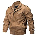 Herren Jeansjacke Big Size 6XL Military Tactical Jeans Jacke Solid Casual Air Force Pilotenmantel