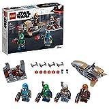 LEGO 75267 Star Wars Mandalorianer Battle Pack mit 4 Minifiguren
