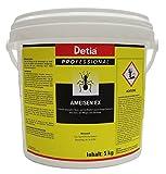 Detia Ameisen-Ex Streu- und Giemittel 5 Kg Ameisenmittel + 1 paar Einweghandschuhe