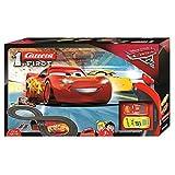 Carrera FIRST Disney Pixar Cars 3 Rennstrecke für Kleinkinder   2,4m elektrische Rennbahn mit...