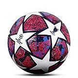 CNSTZX Profi Erwachsene Fußball, Jugend Kinder Trainingsball Sportball, Kleinkinder,...