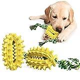 Kauspielzeug Hund für Hunde, Hundespielzeug HundezahnbüRste Hunde Spielzeug Kauspielzeug...