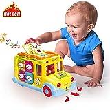 ACTRINIC Baby Spielzeuge Pädagogisches Intellektuelles Bus ,Verschiedenen...