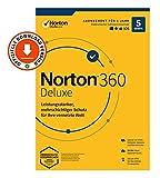Norton 360 Deluxe 2020, 5-Gerte, Antivirus, Secure VPN unlimited, Passwort-Manager,...