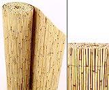 Bambus-Discount Schilfrohrmatte Premium, 180 x 300cm Sichtschutzmatte von Bambus-Discount...