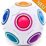 CUBIXS – Regenbogenball – Geschicklichkeitsspiel für Kinder und Erwachsene – tolles Mitgebsel...