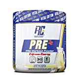 RCSS Pre-XS - Pre-Workout Powder Trainingsbooster Booster Bodybuilding - 165g (Lemonade)