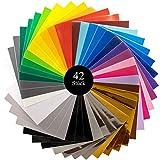 ORIGINAL Vernice selbstklebende Plotterfolie - Vinylfolie in gängiger Plotter Größe 30.4 cm x...