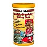 JBL 7036400 Naturfutter für Wasser- und Sumpfschildkröten, 1er Pack (1 x 1 l)