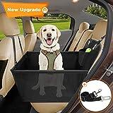 Wimypet Hunde Autositz für Kleine Mittlere Hunde, Robust Hundesitz Haustier Autoschondecke mit...