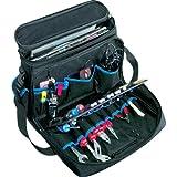 B&W Werkzeugtasche service (ideal fr Servicetechniker, Platz fr Laptop, Kabel und Werkzeug, 450 x...