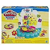 Play-Doh E5109EU4 Keks-Karussell, Knete für kreatives und fantasievolles Spielen, Mehrfarbig, 8,1 x...