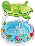 RTUHRJLXJ Sommermode Pool Swimming Pool Faltet, EIN Kinderheim, Kinder Boje 102 * 107 Garten-Pool,...
