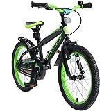 BIKESTAR Kinderfahrrad 18 Zoll fr Mdchen und Jungen ab 5 Jahre | Kinderrad Urban Jungle | Fahrrad fr...