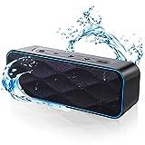 Bluetooth Lautsprecher 20W Musikbox, 36 Stunden Spielzeit Bluetooth 5.0 IPX7 Wasserschutz TWS Stereo...
