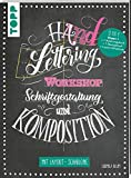 Handlettering Workshop Schriftgestaltung und Komposition. Mit Layout-Schablone: 3 in 1 Mappe = 1...