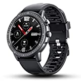 XWZ Smart Watch, 1,3' Full-Screen-Wasserdichtes Fitness Tracker Mit Herzfrequenz, Schlaf-Tracker...
