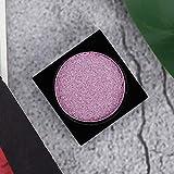 5g matte Lidschatten-Palette, einfarbig schimmert Lidschatten Schweißfester Lidschatten Langlebiges...