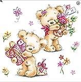 Geburtstag 20 Servietten Kinder Mädchen Junge Teddy 33x33 cm