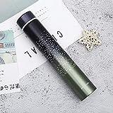 HGTZ 20 Farbe Neu 260ML Slim Isolierte Vakuumflaschen Thermoflaschen Thermoskanne Kaffeetasse...