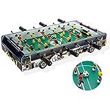 WANGIRL Combo Erwachsene Tischkicker Tischfußball Mini Tischplatte Kickertisch Tisch Fußball Spiel...