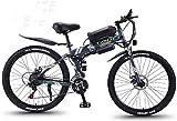 Pendler Stadt Rennrad, Elektrisches Fahrrad, 26' Mountainbike for Erwachsene, Gelände 21-Gang...