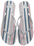 Roxy Damen Bermuda - Flip-Flops for Women Zehentrenner, Blau (Blue/White Bwt), 37 EU