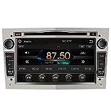 AWESAFE 2-DIN Autoradio mit Navi fr Opel, 7 Zoll Touchscreen Radio untersttzt Lenkrad Bedienung USB...
