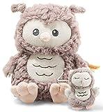 Ollie Eule Spieluhr - 21 cm - Kuscheltier für Babys - Soft Cuddly Friends - weich & nicht waschbar...