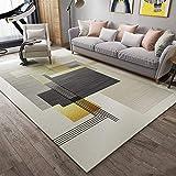 Flauschige Mode Moderne Bodenfläche Teppich Teppich Matte rutschfeste Für Wohnzimmer Schlafzimmer...