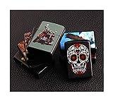 YUHUII Zigarettenanznder Arc Plasma USB Feuerzeug for das Zigarettenrauchen Klassische...