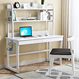 WUJIAN Hochstühle Schlafzimmer Schülertisch aus Holz Kinder Computer-Schreibtisch-großes Geschenk...