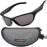 Sonnenbrille Herren Polarisiert Sport Brille - Sportbrille für Men & Damen zum Fahren Radfahren...