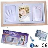 CappyToppy Hängerahmen für Neugeborene mit Unterteilungen für Hände und Füße. Handgefertigter...