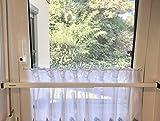 ERABOS - Einbruchschutz | Sicherungsstange fr Fenster/Tren | MIT KIPPSTELLUNGS-SCHUTZ | 101-188cm |...