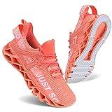 Vivay Damen Laufschuhe Walking Athletic fAr Frauen Casual Slip Fashion Sports Outdoor-Schuhe,...