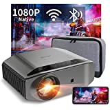 Beamer Full HD WLAN Bluetooth - Artlii Energon2 8000 Lumen Native 1080P Projektor Beamer WiFi...