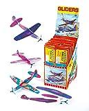 """Baker Ross Gleitflugzeuge """"Propeller"""" – zum Spielen für Kinder – als Preis und Mitgebsel..."""
