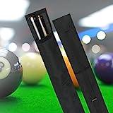 Snooker Pool Billard Queue Tasche Koffer Köcher, Nylon Pool Queue Billard Stick Lagerung...