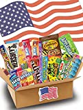 JUMBO USA Süßigkeiten Box - USA Sweets - 19 verschiedene Leckereien - Perfekte Geschenkidee - Box...