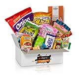 Dalgona-Box mit 20 koreanischen Sigkeiten - Ausgewhlter Mix aus vielseitigen Snacks & Spezialitten