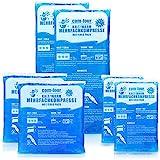 com-four® Sparpack Mehrfachkompresse in 3 verschiedenen Größen - Gelkompresse für kalt & warm -...