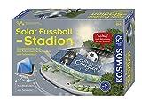 KOSMOS 628192 - Solar-Fußballstadion - Stadion zusammenstecken, mit Solarenergie betanken und...