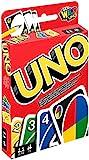 Mattel Games W2087 - UNO Kartenspiel und Gesellschaftspiel, geeignet für 2 - 10 Spieler,...