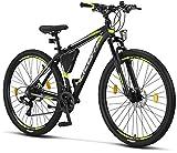 Licorne Bike Effect Premium Mountainbike in 29 Zoll Aluminium, Fahrrad für Jungen, Mädchen, Herren...