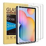 SPARIN Schutzfolie kompatibel mit Samsung Galaxy Tab S6 Lite 10.4 zoll, Panzerglasfolie mit...